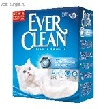Ever Clean Unscented Extra Strong Clumping наполнитель комкующийся без аромата