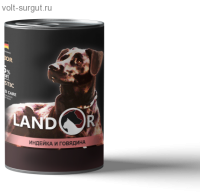 Landor PUPPY ALL BREED TURKEY AND BEEF