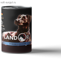 Landor ADULT DOG LAMB AND SALMON