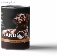 Landor ADULT DOG TURKEY AND DUCK