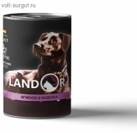 Landor ADULT DOG LAMB AND TURKEY