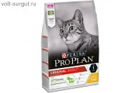 PRO PLAN ADULT Cat, с курицей